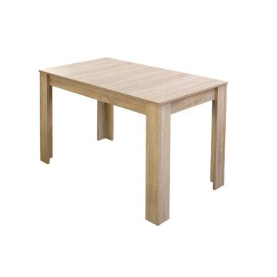 Bull 120/160 x 80 cm asztal, sonoma