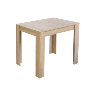 Bull 80/120 x 60 cm asztal, sonoma
