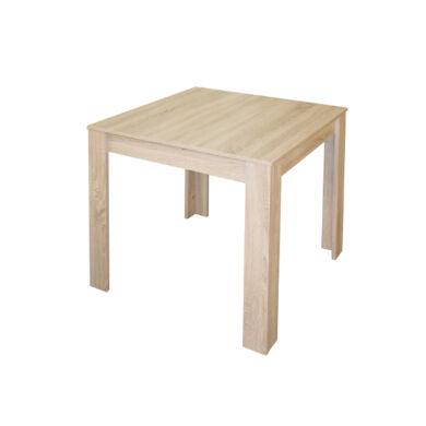 Bull 80/120 x 80 cm asztal, sonoma
