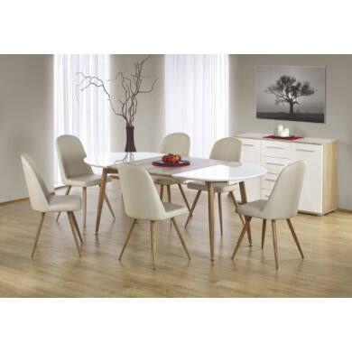 Edward 120/200 asztal