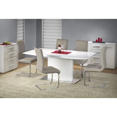 Elias asztal, fehér magasfény