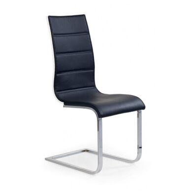 K 104 szék fekete/fehér