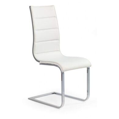 K 104 szék fehér/szürke