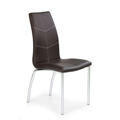 K 114 szék, barna