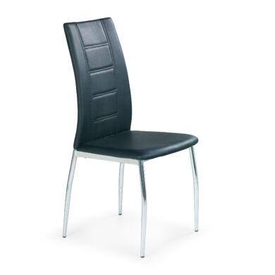 K 134 szék, fekete