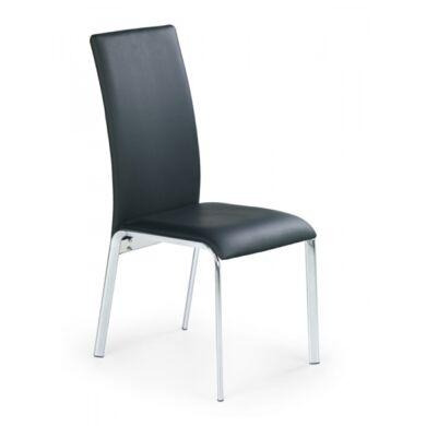 K 135 szék, fekete