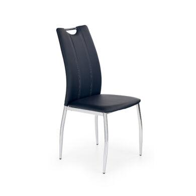 K 187 szék, fekete