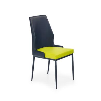 K 199 szék, citromzöld