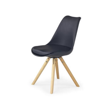 K 201 szék, fekete