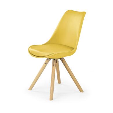 K 201 szék, sárga