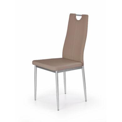 K 202 szék, capuccino