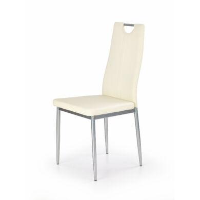 K 202 szék, krém