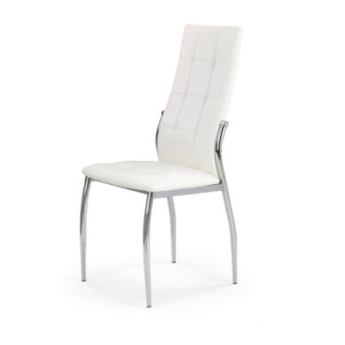 K 209 szék, fehér