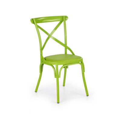 K 216 szék, zöld