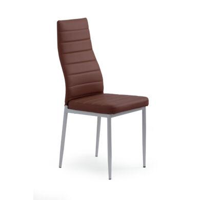 K 70 szék, sötétbarna