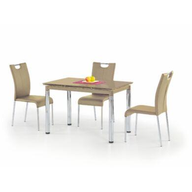 L31-es 110/170 nagyobbítható asztal, beige