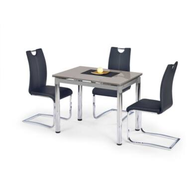 Logan 2 asztal, szürke