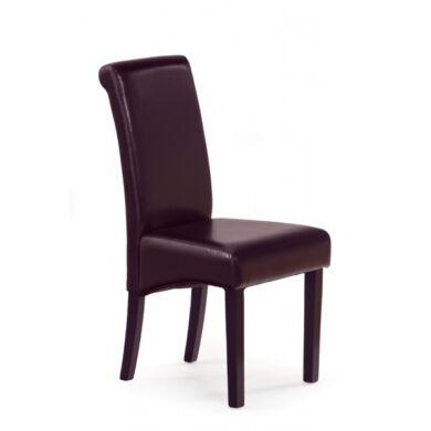 Nero szék, sötétbarna