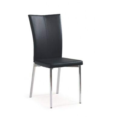 K 113 szék, fekete
