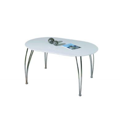 Ovali étkező asztal, nagyobbítható