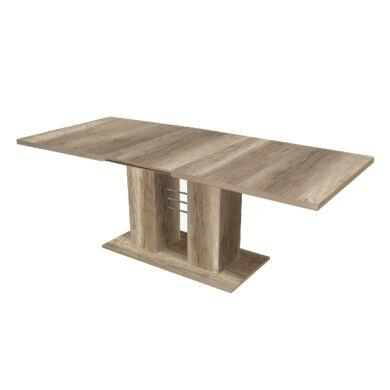 Rio 140/180 nagyobbítható  asztal, trüffel vadtölgy