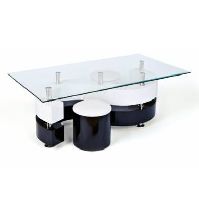Serena dohányzó asztal