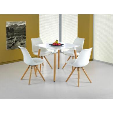Socrates négyzetes asztal, 80 x 80 cm