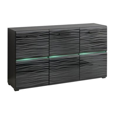 Timber tálaló szekrény