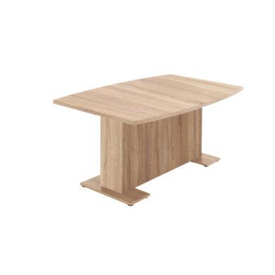 Tonno 160/240  asztal, szinkronmechanikás, sonoma tölgy
