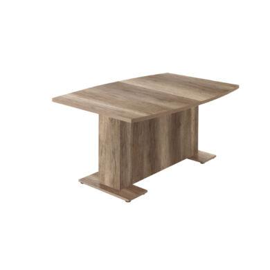 Tonno 160/240 asztal, szinkronmechanikás, trüffel vadtölgy
