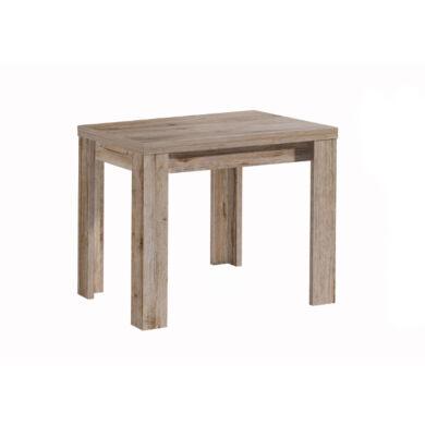 Zip nagyobbítható  asztal, világos sanremo tölgy, több méret