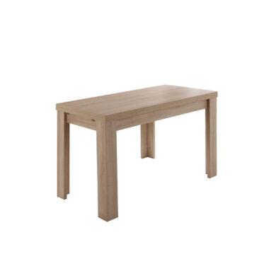 Zip nagyobbítható  asztal, sonoma tölgy, több méret