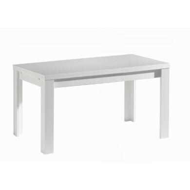 Zip nagyobbítható  asztal, fehér, több méret