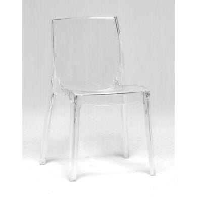 Jewel szék, átlátszó