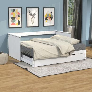 Mona kihúzható ágyfiókos ágy, 90x190 cm