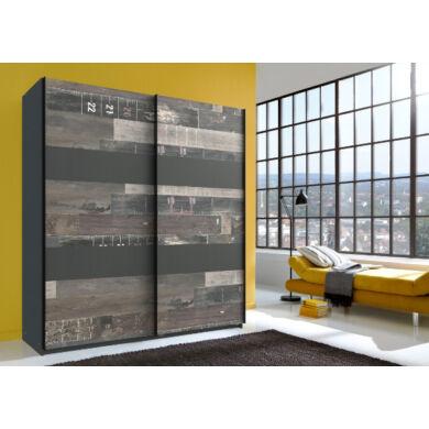Meiningen 770 szekrény, színes/grafit